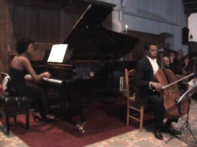 Hms Bergen concert D&S Beethoven dl3